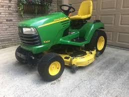 john deere riding mower ebay
