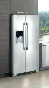 kitchenaid cabinet depth refrigerator kitchenaid counter depth refrigerator black stainless steel kitchen