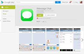 chat for android imessage for android app reminds us all to what we install