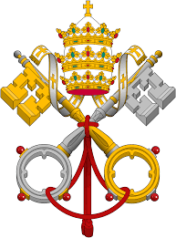 Best City Flags File Emblem Of The Papacy Se Svg Wikimedia Commons