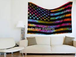 American Flag Decor Trade Star Exports Wall Decor