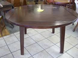 circle table with leaf cream dining room tips with round hideaway kitchen table