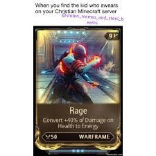 Warframe Memes - do warframe mods memes have potential memeeconomy