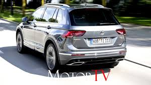 volkswagen atlas r line black 2017 volkswagen tiguan r line on road u0026 off road driving scenes