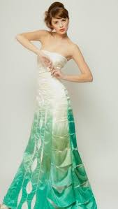 green wedding dress emerald green wedding dress naf dresses