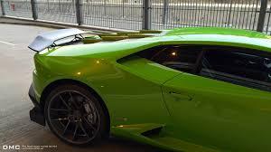Lamborghini Huracan Dmc - official dmc huracan affari