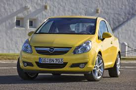 opel yellow 2011 opel corsa official details and specs released