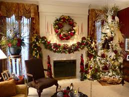 christmas decorated home christmas home decor wisteria flowers and gifts