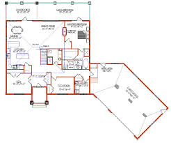 bungalow garage plans bungalow with angled garage plan 2010528 by e designs maison