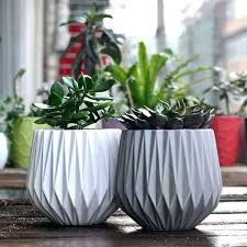 glamorous designer planter pots garden indoor melbourne u2013 ei