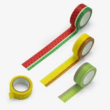washi tape froot washi tape mustard