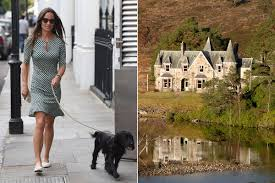 lady glen affric pippa middleton to get her own title after james matthews marriage