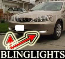 2004 toyota camry lights 2002 2006 toyota camry fog lights driving lamps light lamp kit xv30