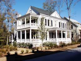 country house plans side porch country house plans low country house