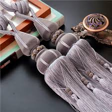 Tassels For Drapes Aliexpress Com Buy On Sales High Quality Single Ball Curtain