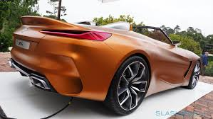 2018 bmw z4 concept design interview deceptively simple lines