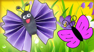 Home Decoration by How To Make A Construction Paper Butterfly Diy Easy Home