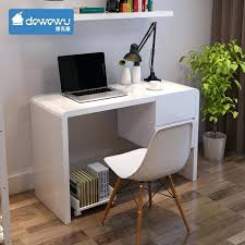 Minimal Computer Desk Ikea Linnmon Adils Computer Desk Setup With Drawer For Dual Ikea