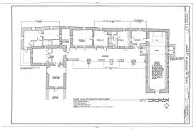 Floor Plan La by San Francisco De La Espada Mission Initiative