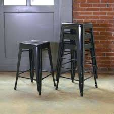 metal bar table set cool bar stool and table sets metal bar stool in black set of 4 bar