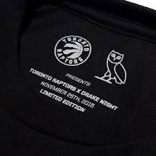 ovo gear toronto raptors x ovo release limited edition gear