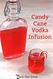 candy cane martini candy cane vodka makes a wonderful homemade gift it tastes like a
