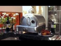 table top pizza oven mont alpi mapz ss table top gas pizza oven youtube