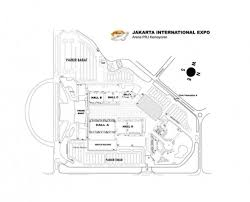 mapping layout perusahaan the venue