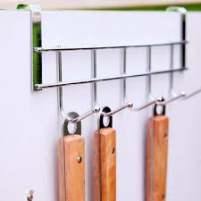 kitchen cabinets drawings 1 pc 2017 5 hooks stainless steel clothes hooks door bathroom