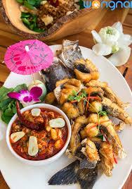 recettes cuisine อาหารไทย ต นตำร บ ปลากะพง อาหารไทย thaï manger et