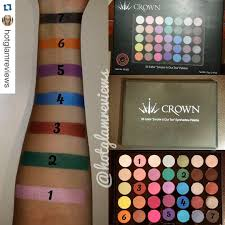 repost hotglamreviews the crownbrush 35 color smoke it out