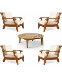 Round Teak Table And Chairs Don U0027t Miss This Deal Wholesaleteak Outdoor Patio Grade A Teak