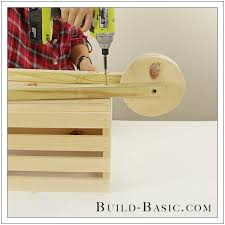 Build Basic Wooden Desk by Build A Diy Rustic Wheelbarrow U2039 Build Basic