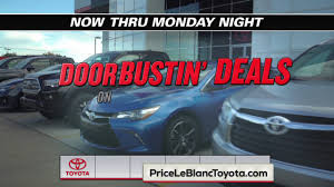 lexus dealership baton rouge price leblanc toyota black friday deals baton rouge youtube