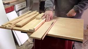 Cheap Table Saws Make A New Top With An Accurate Fence For A Cheap Table Saw Wny