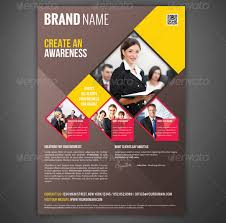 magazine ad template word company flyer expin magisk co