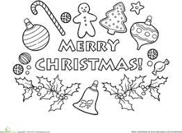 merry christmas colouring free 5746 printable