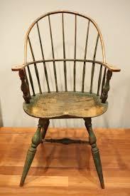 Pine And Oak Furniture File Sack Back Windsor Armchair 1780 1800 Oak Hickory Maple