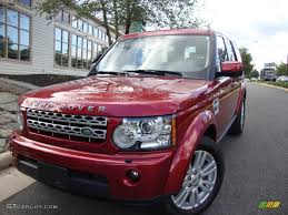 2011 land rover lr4 interior 2011 rimini red metallic land rover lr4 hse 54851483 gtcarlot