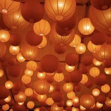 White Paper Lantern String Lights by Decoration Outdoor Paper Lantern String Lights Design Ideas