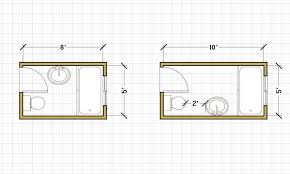 bathroom floor plans small fabulous small bathroom layouts small bathroom floor plans 5 x 8