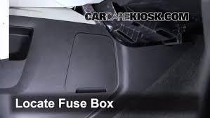 2006 Chevy Equinox Interior Interior Fuse Box Location 2010 2015 Chevrolet Equinox 2012
