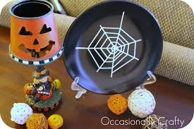 halloween plates halloween vinyl plates inspired by cupcake toppers occasionally