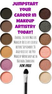 online makeup school free don t miss our back to school promotion enrol in our master