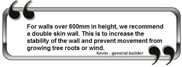 a detailed and realistic look at garden walls and prices