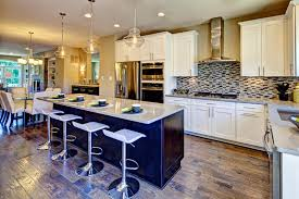 Metropolitan Home Kitchen Design New Luxury Homes For Sale At Metro Row In Fairfax Va Within The