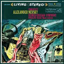 Prokofiev U0027s Alexander Nevsky From The Archives