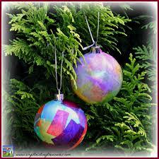 Kid Crafts For Christmas - 14 handmade christmas ornaments for kids and mom u0027s library 73