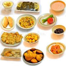 de cuisine arabe diner la nourriture de l arabe de cuisine photo stock image du