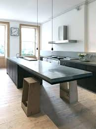 kitchen island table on wheels floating kitchen island kitchen floating island table island